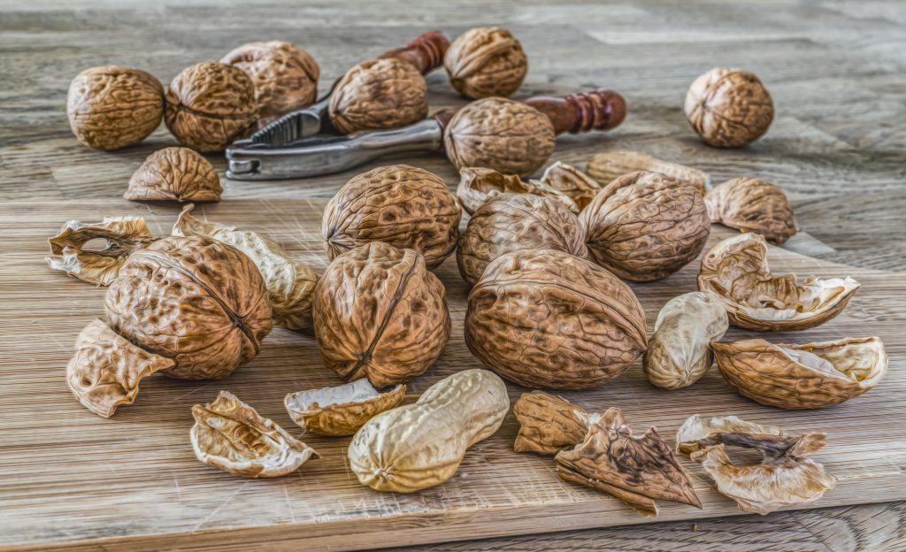 fruits à coque - allergènes